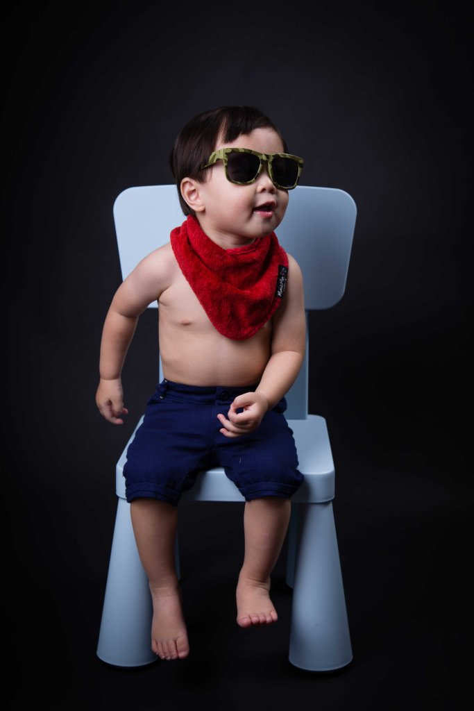 Toddler with Sunnies