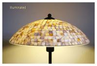 Large Sea Shell Table Lamp - Zhimei Ltd Tiffany Lighting ...