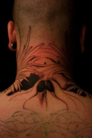 Eyeball With Wings Tattoo : eyeball, wings, tattoo, Tattoo, Education