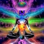 Энергетические вибрации человека .