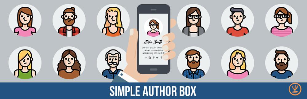Simple Author Box 文末作者欄