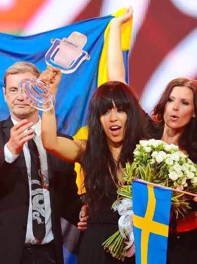 Loreen Eurovision 2012 winner