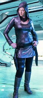 Kristin Pelletier cast as Tamhtadlieqr (Tam) Doka'rune