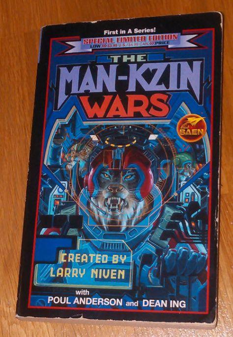 Man Kzin Wars