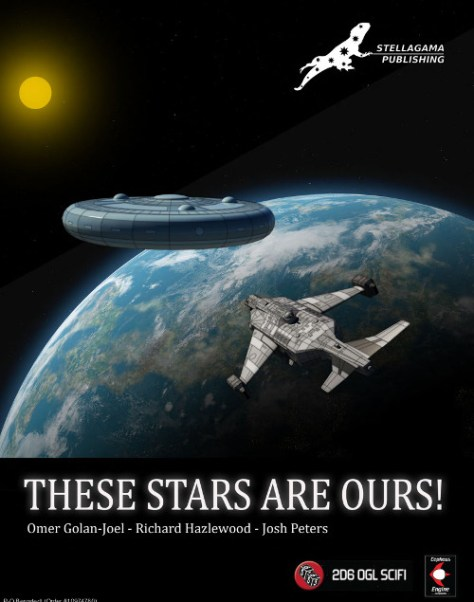 These Stars Are Ours!
