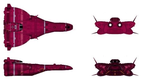 Starship Notorious - Rio Class