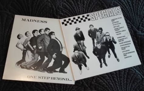 Madness and The Specials