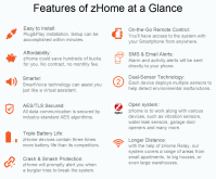 zHome Security Systems - Smart Home Automation, Alarms and ...