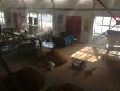 Inside the baijiu factory