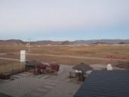 View from my Shangri-la hostel