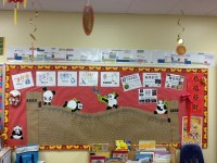 Pictures of my classroom... - Adventures of an erstwhile ...