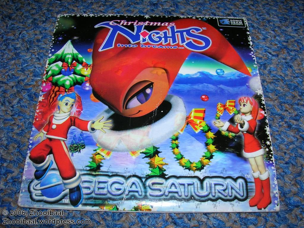 Sega Saturn Zhooibaals House Of The Unholy