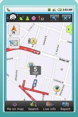 交通app小评