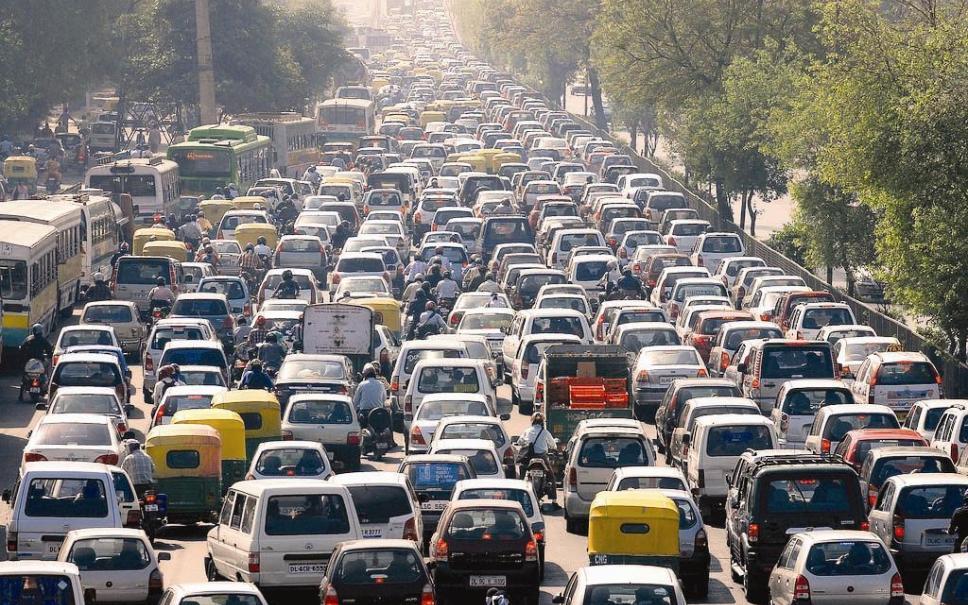 热带城市比较堵车吗?