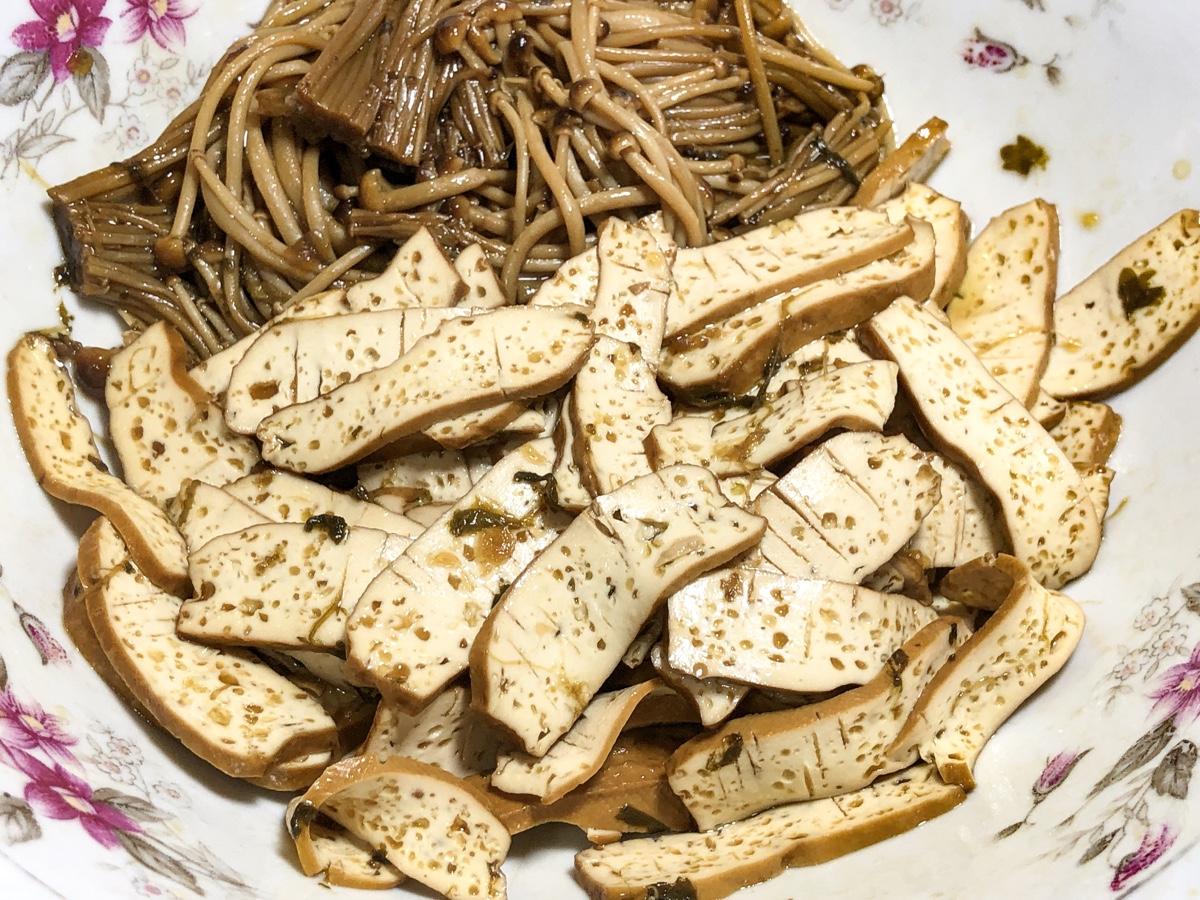 如何煮出軟嫩滑的雪花豆乾 宅府樸食