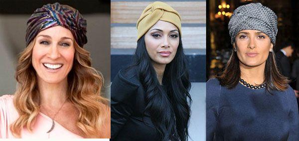 fd67e1e04680 Как оригинально завязать квадратный платок на голове. Как красиво ...