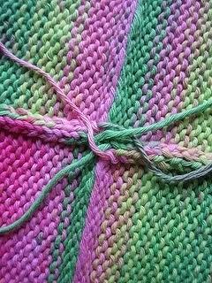 как сшивать вязаные изделия между собой уроки и мк по вязанию