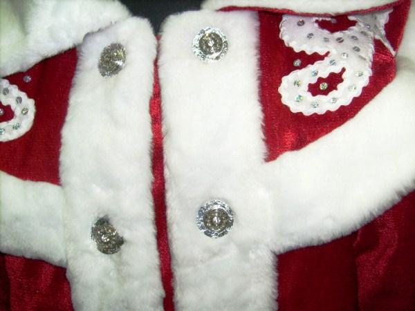 Костюм снегурочки выкройка на взрослого своими руками 48