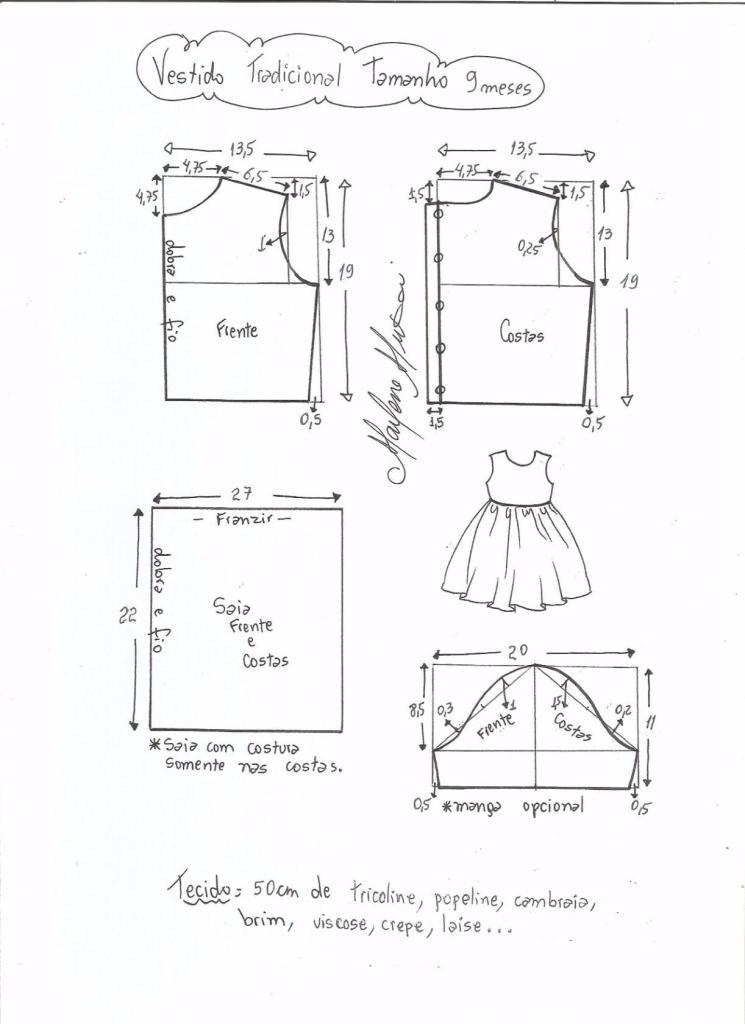 Выкройка простого сарафана на резинке фото 501