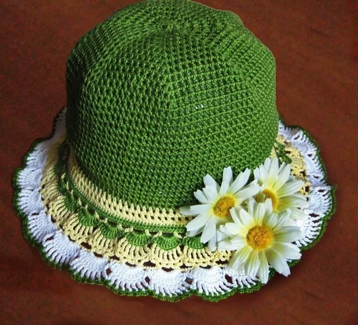 Вязание платья 348