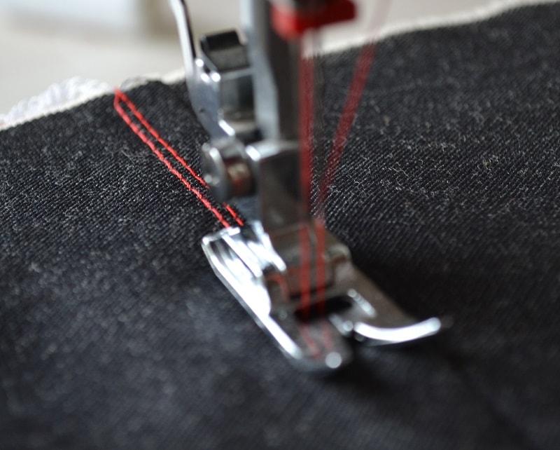 Как шить трикотаж на обычной швейной машине (Шитье и крой)