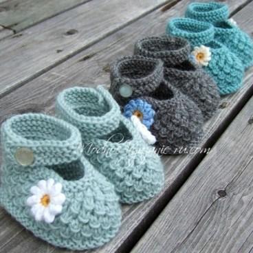 Туфельки для малышек (2)
