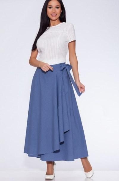 Шьём модную юбку запару часов (Шитье и крой)