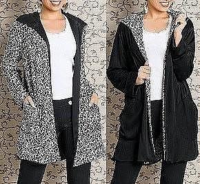 Двухстороннее пальто, выкройки на разные размеры (Шитье и крой)