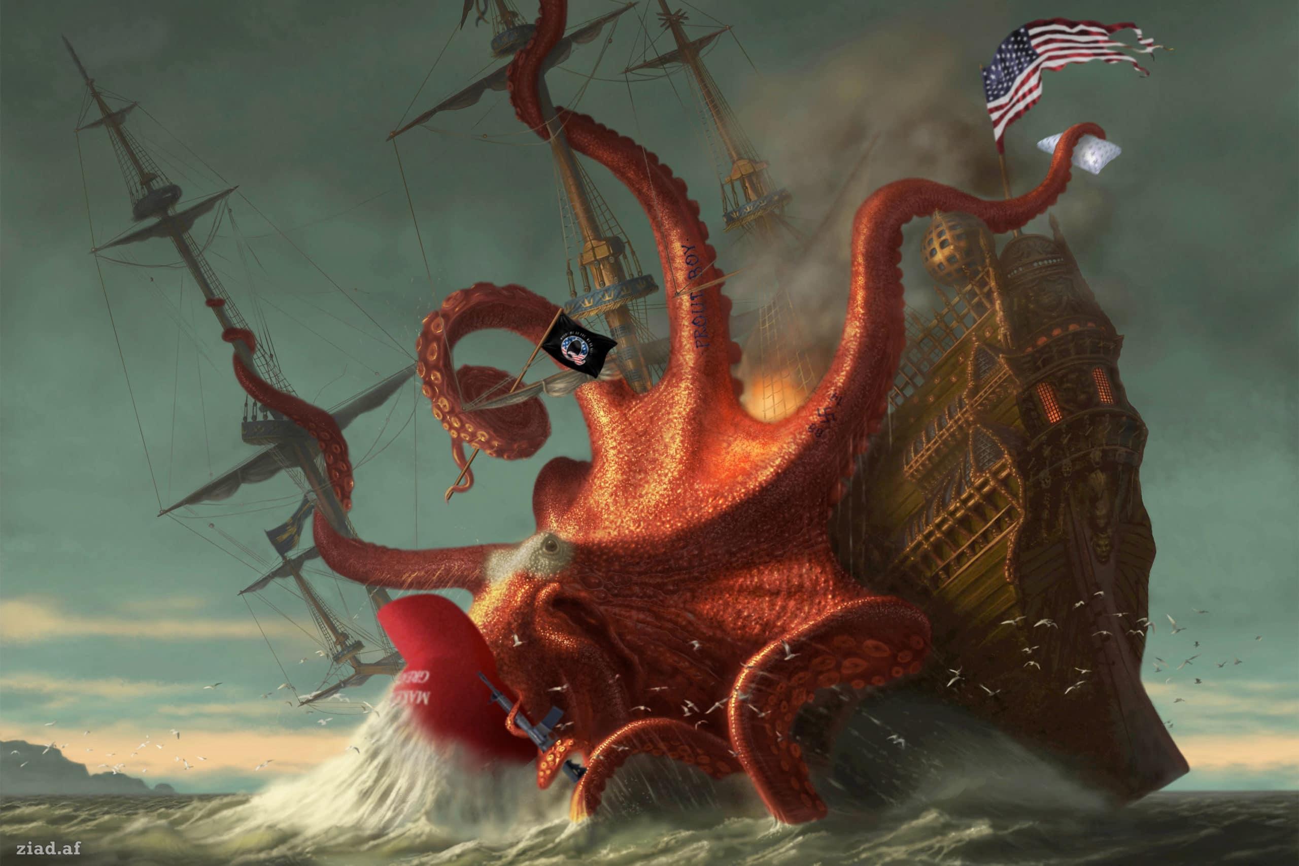 Release the Bull Kraken