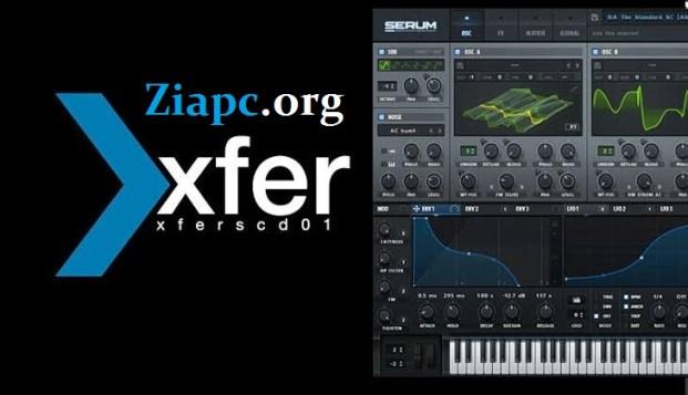 Xfer Serum Serial Key