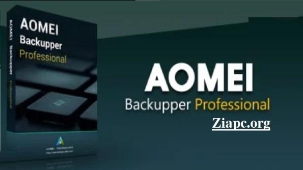 AOMEI Backupper Pro License Code