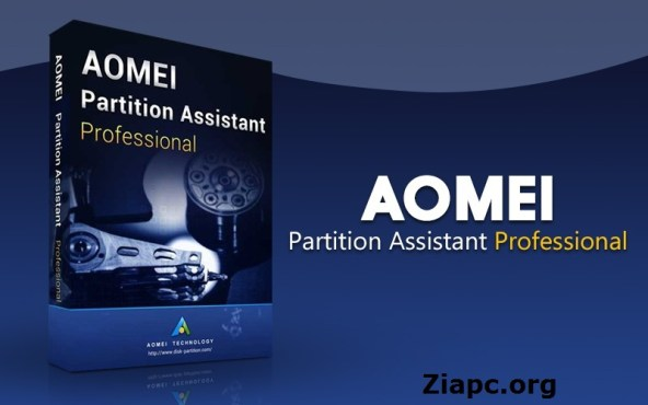 AOMEI Partition Assistant Key
