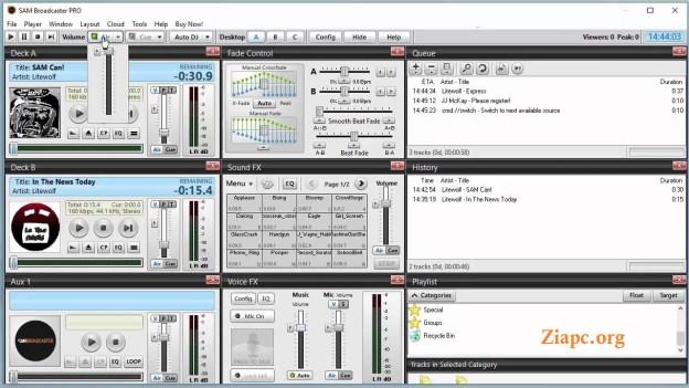 SAM Broadcaster Pro Serial Key