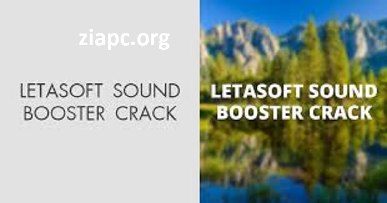 Letasoft Sound Booster Full Crack