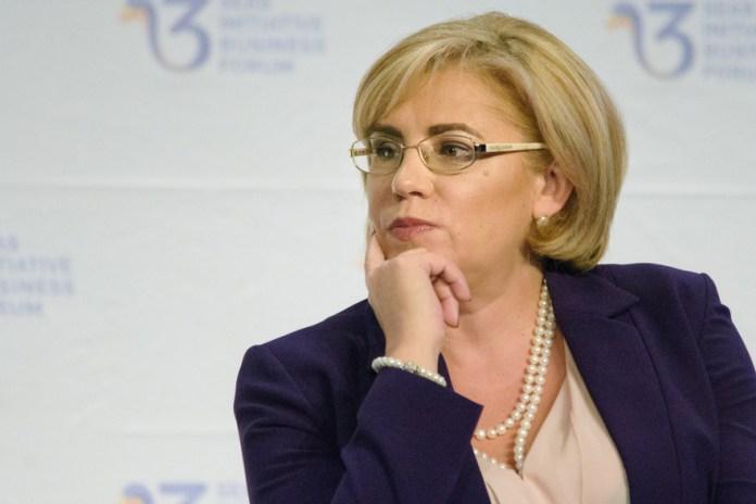 Corina Cretu, PSD