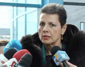 Adina Florea, procuror România