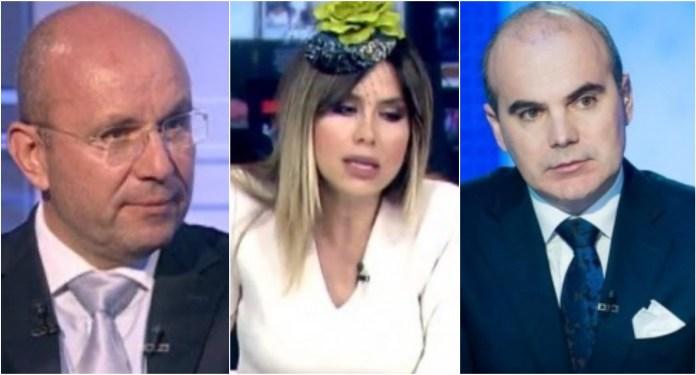 Rares Bogdan, Denise Rifai, Cozmin Gusa, Realitatea TV