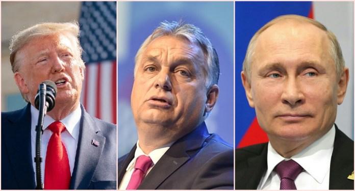 Trump, Orban, Putin, impeachment