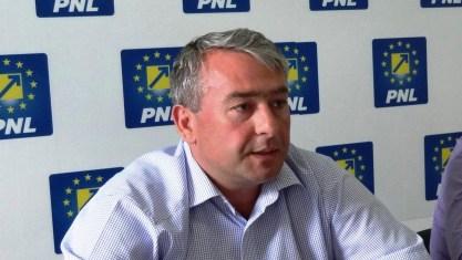 Consilierul județean PNL Cosmin Călin