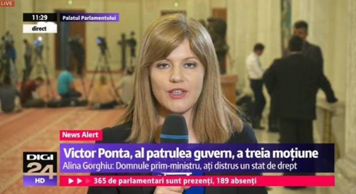 Alina Manolache, Digi24