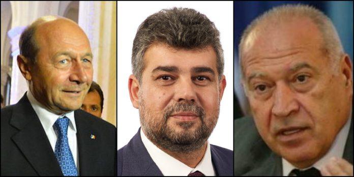 Basescu, Ciolacu, Voiculescu, Sectia Speciala