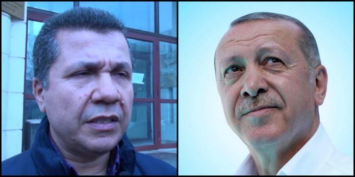 Fatih Gursoy, Recep Erdogan, dictatura Turcia