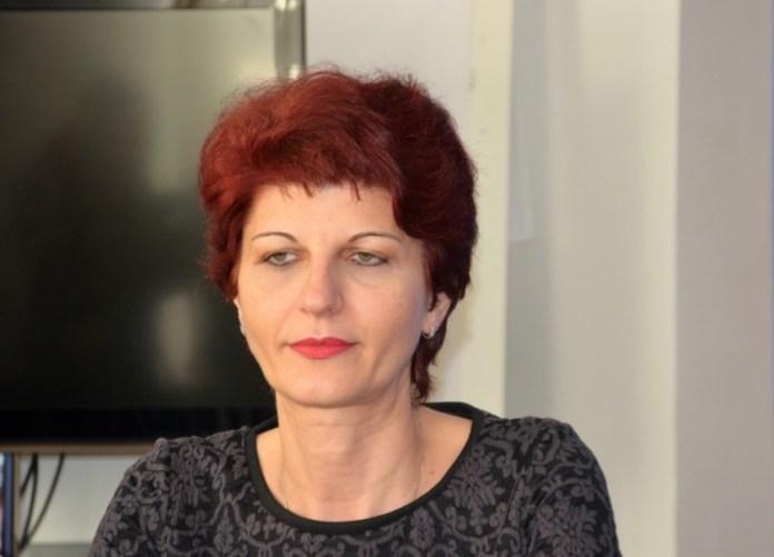 Nicoleta Margareta Tint, presedinte CSM