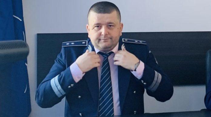 Sorin Ovidiu Oara, Politie Valcea