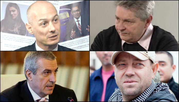 Olteanu, Vantu, tariceanu, Mihaiu, spaga Delta Dunarii