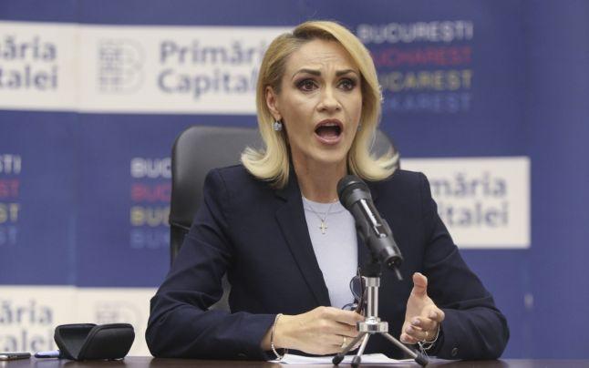 Gabriela Firea, primar Bucuresti