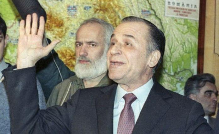 Ion Iliescu, Gelu Voican Voiculescu