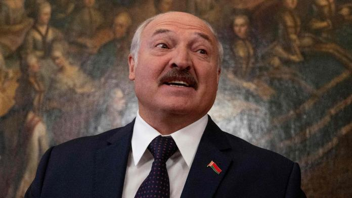 Alexander Lukashenko - Președintele Belarus