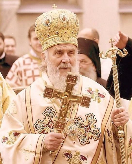 Patriarhul Irinej - Întâistătătorul Bisericii Ortodoxe Sârbe