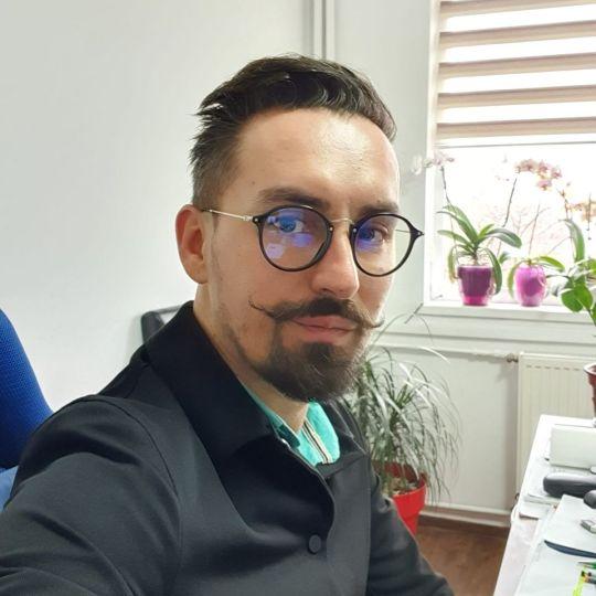 Ruiu Constantin Alin - Director Comercial Salubritate Craiova